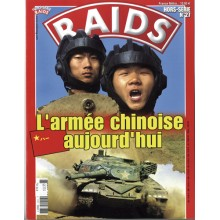 L ARMEE CHINOISE AUJOURD HUI