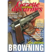 LES PISTOLETS BROWNING