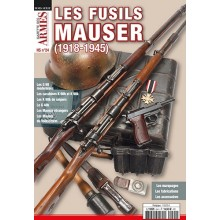HS GDA N°24 - LES FUSILS MAUSER TOME 2 1918-1945